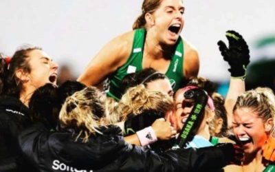 Ireland Hockey Victory